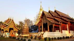 Wat Phra Singha Zdjęcia Stock