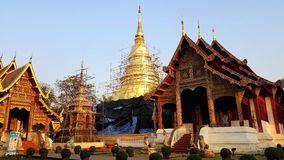 Wat Phra Singha Fotografia Stock
