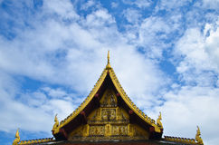 Wat Phra Sri拉塔纳Mahatat 库存照片