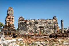 Wat Phra Sri拉塔纳Mahathat 免版税图库摄影