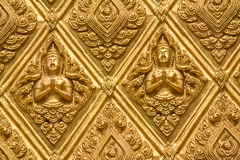 Wat Phra Sri Arn Ratchaburi Royalty Free Stock Photos