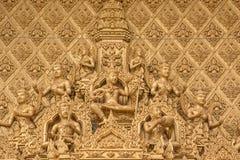 Wat Phra Sri Arn Ratchaburi Royalty Free Stock Photography
