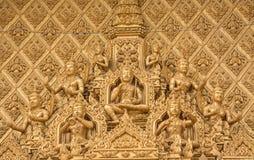 Wat Phra Sri Arn Ratchaburi Royalty Free Stock Photo
