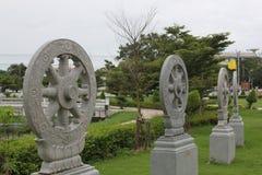Wat-phra sri bangkhen Lizenzfreie Stockfotografie