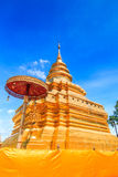 Wat Phra Sri Chomtong, Thailand Royalty Free Stock Photos