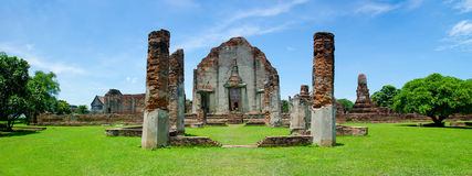 Wat Phra Sri Mahathat obraz stock