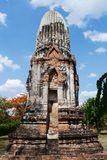 Wat Phra Sri Ratana Mahathat, Tailândia, pagode Fotografia de Stock Royalty Free