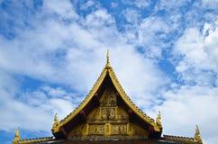 Wat Phra Sri Rattana Mahatat Stock Foto
