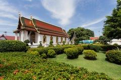 Wat Phra Sri Rattana Mahatat Woramahawihan bei Phitsanulok Thaila Stockfotos