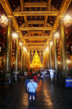 Wat Phra Sri Rattana Mahatat Woramahawihan at Phitsanulok Thailand Stock Photography