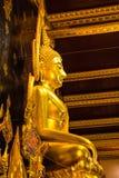 Wat Phra Sri Rattana Mahathat Royalty-vrije Stock Foto's