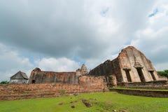 Wat Phra Sri Rattana Mahathat Obrazy Royalty Free