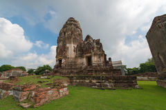 Wat Phra Sri Rattana Mahathat Fotografia Royalty Free