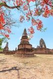 Wat Phra Sri Rattana Mahathat Historical park Royalty Free Stock Images