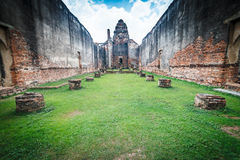 Wat Phra Sri Rattana Mahathat Historical park Stock Photos