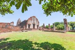 Wat Phra Sri Rattana Mahathat Historical park Royalty Free Stock Image