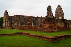 Wat Phra Sri Rattana Mahathat Lopburi Tajlandia fotografia stock