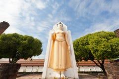 Wat Phra Sri Rattana Mahathat, Phitsanulok Tailandia Imagen de archivo