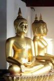 Wat Phra Sri Rattana Mahathat, Phitsanulok, Thailand Royalty-vrije Stock Afbeelding