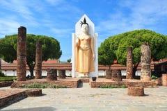Wat Phra Sri Rattana Mahathat, Phitsanulok Thailand Lizenzfreies Stockfoto