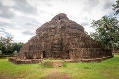 Wat Phra Sri Rattana Mahathat in Si Satchanalai historical park Royalty Free Stock Photography
