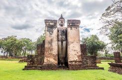 Wat Phra Sri Rattana Mahathat in Si Satchanalai historical park Stock Image