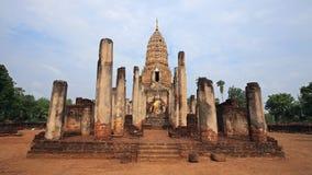 Wat Phra Sri Rattana Mahathat at Sukhothai Stock Images