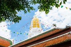 Wat Phra Sri Rattana Mahathat Stock Photo