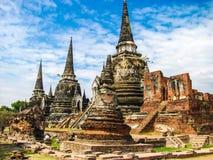 Wat Phra-Sri San-Phet Image libre de droits