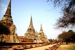 Wat Phra Sri San Phet Images stock