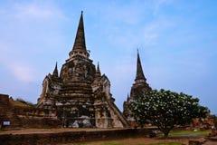 Wat Phra Sri Sanphet. Stock Photos