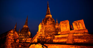 Free Wat Phra Sri Sanphet. Royalty Free Stock Image - 19558526