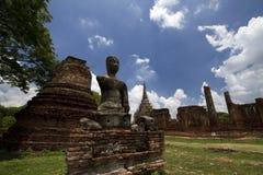 Wat Phra Sri Sanphet Stock Photo