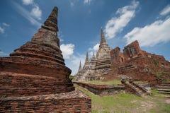 Wat Phra Sri Sanphet Fotografia Stock