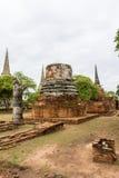 Wat Phra Sri Sanphet Fotografie Stock