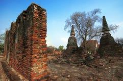 Wat Phra Sri Sanphet, Ayudhya Province, Thailand Stock Image