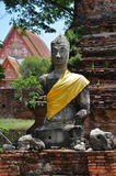 Wat Phra Sri Sanphet at Ayutthaya Historical Park Thailand Stock Photo