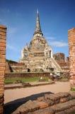 Wat Phra Sri Sanphet, Ayutthaya, Thailand Stock Photography