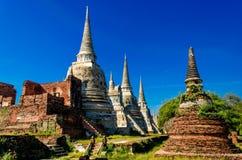 Wat Phra Srisanpetch Obrazy Royalty Free