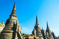 Wat Phra Srisanpetch Obrazy Stock