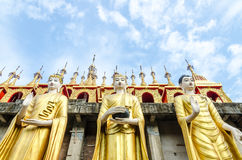 Wat Phra That Su Thon Mongkhon Khiri Samakkhi, Thailand Royalty Free Stock Photo