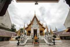 Wat Phra That Suthon Mongkhon Khiri, Phrae, Tailândia Foto de Stock Royalty Free