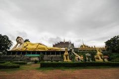 Wat Phra That Suthon Mongkhon Khiri, Phrae, Tailândia Imagens de Stock