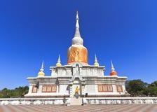 Wat Phra-tard-na-dun Mahasarakam. Phra-tard-na-dun Mahasarakam province,Thailand Stock Image