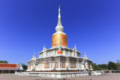 Wat Phra-tard-na-dun Mahasarakam Stock Photo