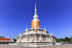 Wat Phra-tard-na-dun Mahasarakam. Province,Thailand Stock Photo