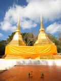Wat Phra Tat Doi Tung Fotos de archivo