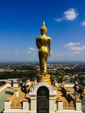Wat Phra Tat Khao Fotografia de Stock