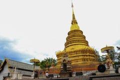 Wat Phra Ten Doi Noi Obrazy Royalty Free