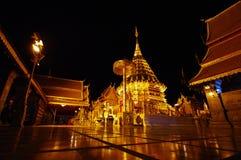 Wat Phra Ten Doi Suthep Zdjęcia Stock